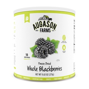 Augason Farms Blackberries
