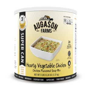 Augason Farms Chicken Soup