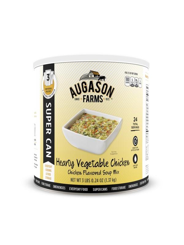 Augason Farms Chicken Soup