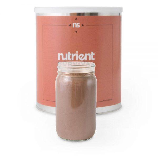 Survival Chocolate Shake