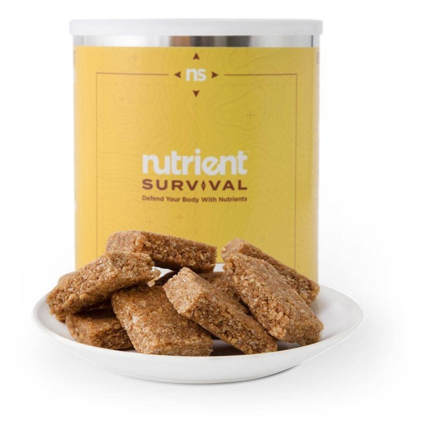 Survival Honey Granola Bars