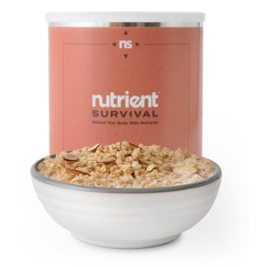 Survival Almond Cereal