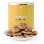 Survival Oatmeal Raisin Cookies