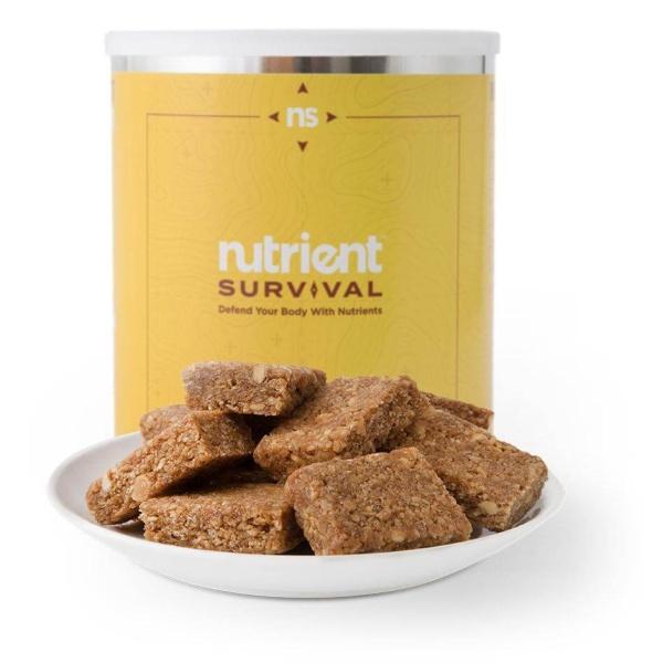 Survival Peanut Butter Bars