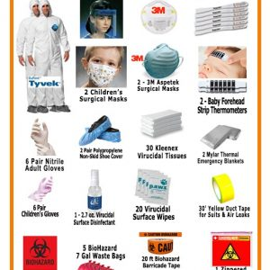 Family Ultimate Pandemic Prevention Kit
