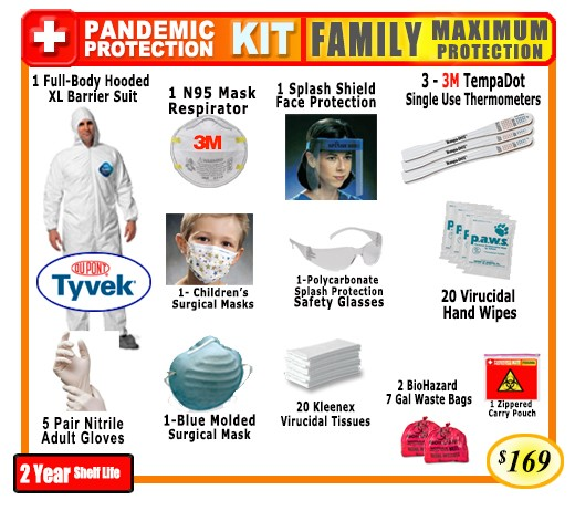 Pandemic Prevention Kits