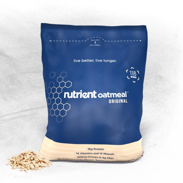 Nutrient Survival Oatmeal Pack