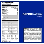 Oatmeal Nutrition Facts