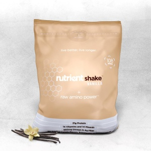 nutrition shake vanilla