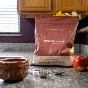 food storage oatmeal