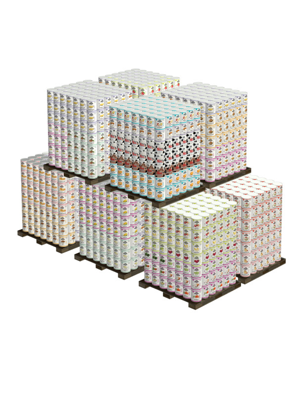 20 person food storage