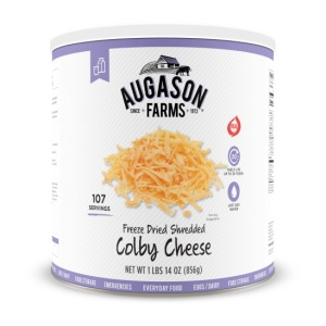 Colby Cheese Freeze Dried