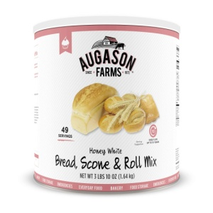 Augason Farms White Bread