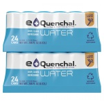 Two Cases of eQuenchal Canned Water