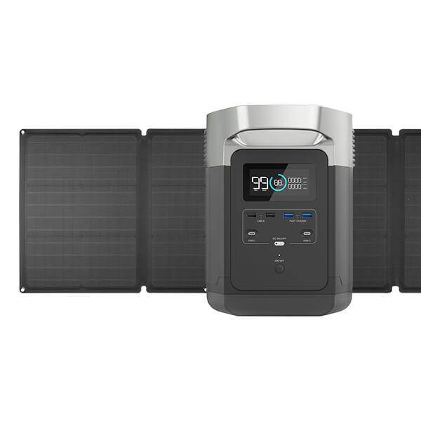 EcoFlow Delta Generator