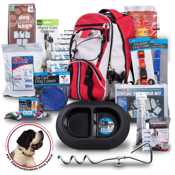 Bug Out Bag for Dogs